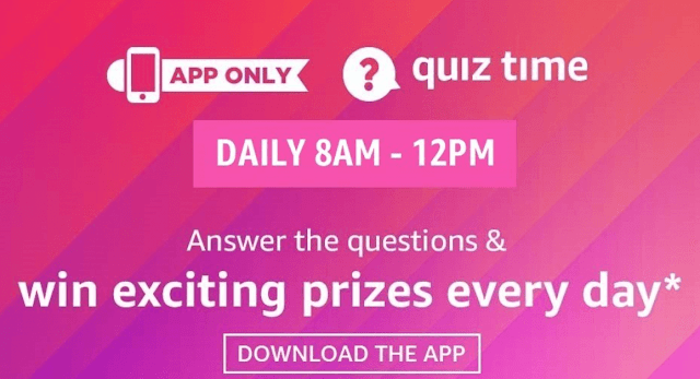 Amazon Redmi K20 Pro Quiz Answers