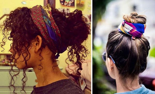 Penteados para usar no verão