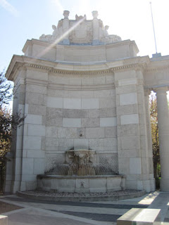 Princes' Fountain.