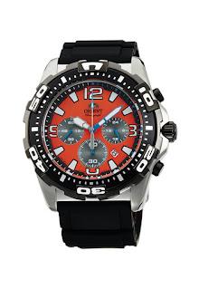 Мъжки Часовник с хронограф - Orient