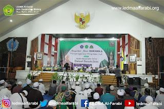 Gebyar Sholawat Menyambut Milad Unikama dan Memperingati Isra' Mi'raj 1440H