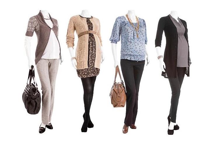 طرق اختيار ملابس مناسبة للعمل بالحمل