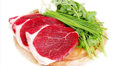 Meat to grow your hair faster and thicker