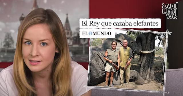 Un polémico vídeo sobre la trayectoria del rey Juan Carlos I arrasa en las redes