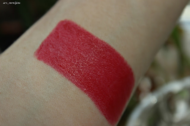 Красный тюльпан/Red Tulip - Avon Ultra Color Indulgence Lip Color