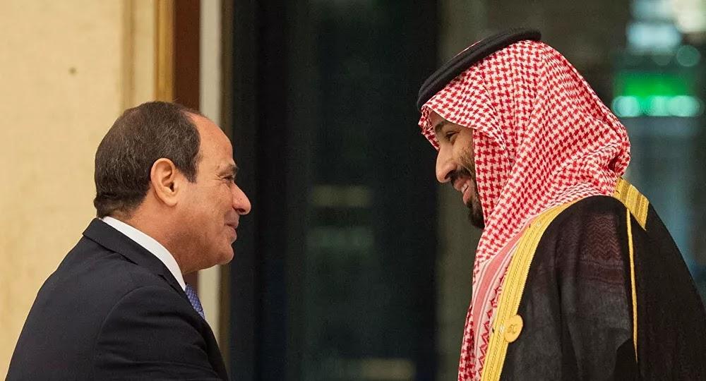 تقرير: إسرائيل تحذر بايدن من رد فعل السيسي وابن سلمان