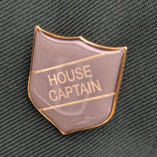 Dan Jon's House Captain Badge