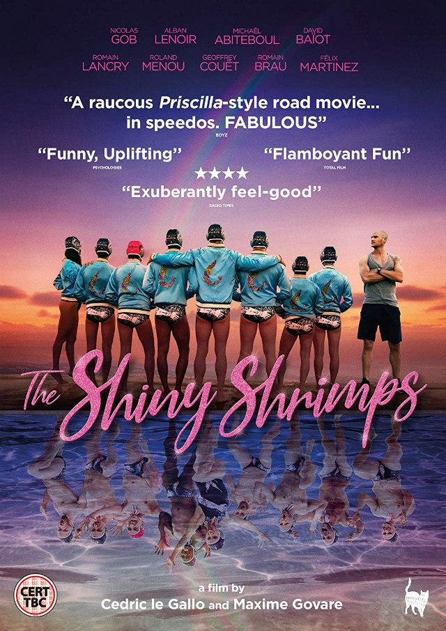 the shiny shrimps dvd