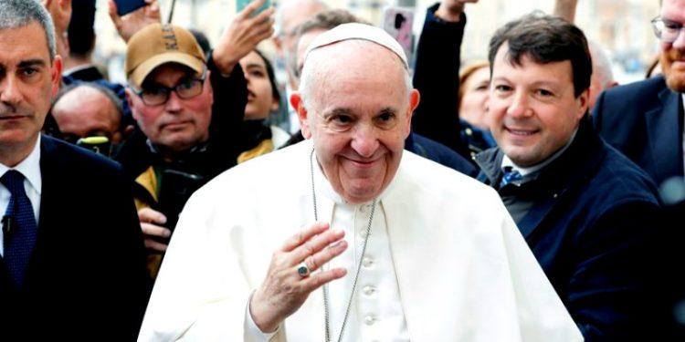 Doa Singkat Ajaran Paus Fransiskus Saat Anda Putus Asa
