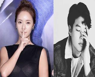 Hwang Jung Eum and Ryoo Joon Yeol Lucky Romance Main Cast