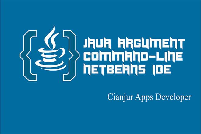 Belajar Argument Command-line pada NetBeans