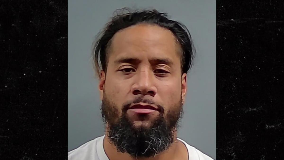 Jimmy Uso é preso novamente