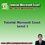 Tutorial Cara Cepat Belajar Microsoft Excel Level 1