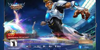 Bruno's build and emblem hurt in mobile legends