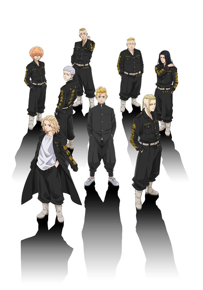 Tokyo Revengers โตเกียว รีเวนเจอร์ส (東京卍リベンジャーズ)