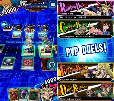 Yu-Gi-oh Duel Links v1.2.0 Mod Apk