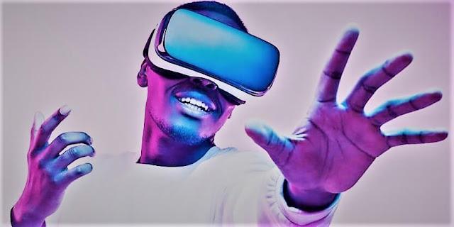 """""""آبل"""" ثورة في الواقع الافتراضي من خلال سماعة رأس تقودها حركة العين"""