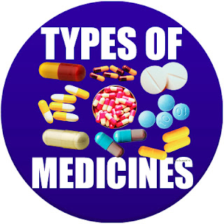 types of medicine in spanish