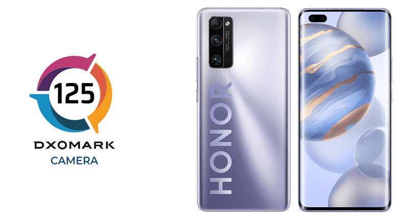 DxOMark: The cameras of HONOR 30 Pro+ shines, scores the 125 points!