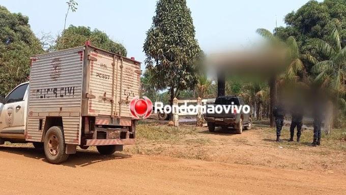 Trabalhador morre após levar coice de vaca em curral de fazenda