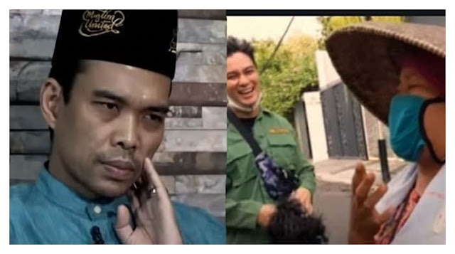 Baim Wong Kerap Bersedekah Sambil Nyamar, Ustad Abdul Somad Akhirnya Angkat Bicara: Haram Kalau Penipuan