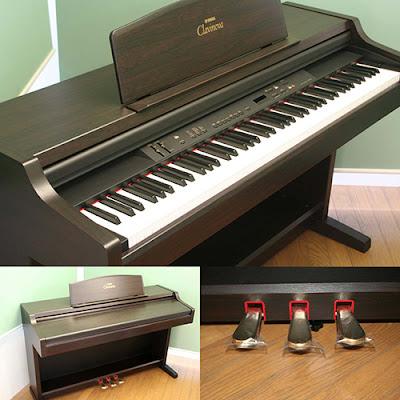 Thông tin chi tiết đàn piano điện Yamaha CLP-120
