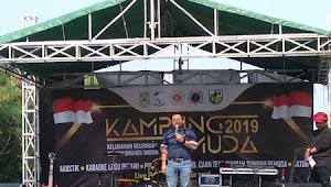 Kampung Pemuda Kelurahan Belendung Ala Budaya Betawi