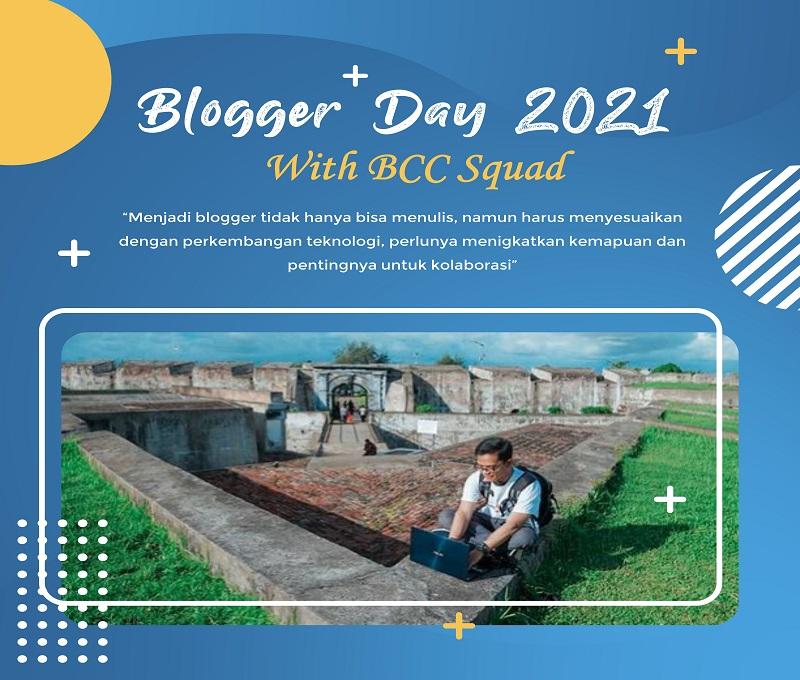 Blogger day 2021