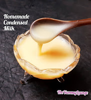 Here is the best and popular Condensed Milk Recipe.
