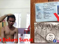 Selain Tulisan Tauhid Salah, Pelaku Teror Gereja Medan Ternyata  Anak Pengacara Senior Yang Belum Sunat