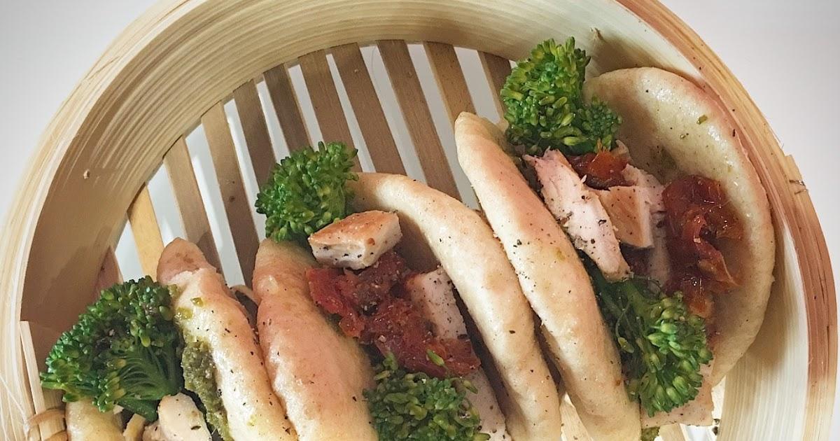Dulce muffin baos de pavo a la parmesana con bimi - El amasadero ...