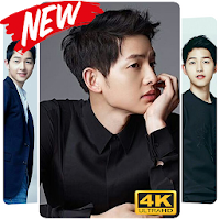 Song Joong Ki Wallpaper KPOP HD Apk free Download for Android