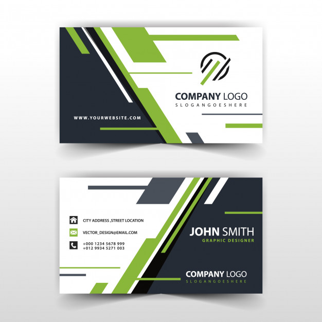 Company business card for free download - Ronggil shop