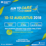 Run To Care • Yogyakarta – Semarang • 2018