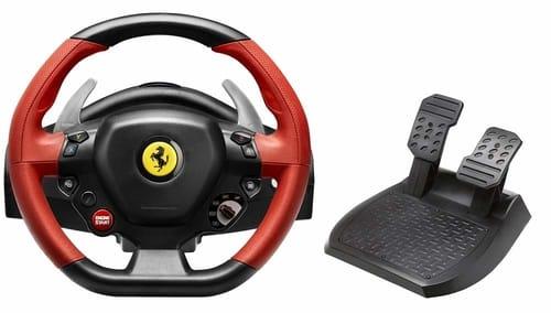 Thrustmaster Xbox One Ferrari 458 Spider Racing Wheel