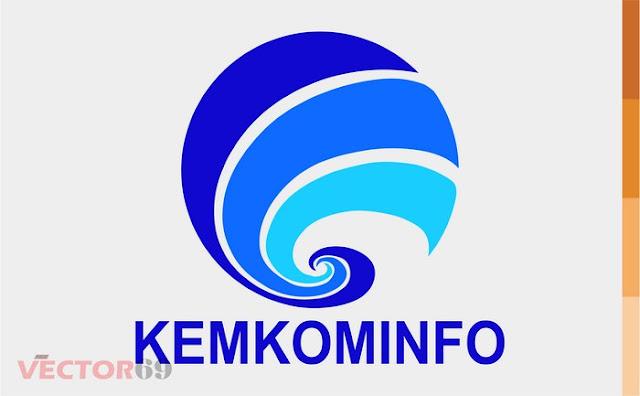 Logo Kementerian Komunikasi dan Informatika (Kemkominfo) Indonesia - Download Vector File AI (Adobe Illustrator)