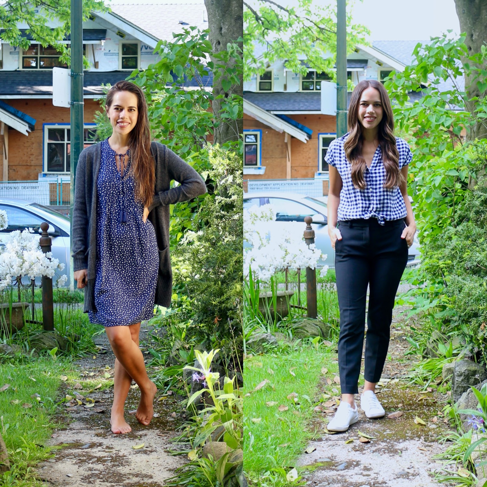 Jules in Flats - May Outfits Week 3 (Easy Work from Home Outfits)