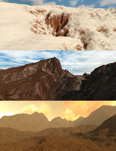 Terra Morphs for TerraDome3 Volume 2