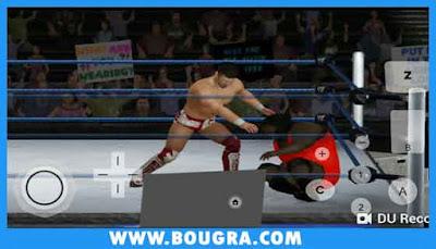 تحميل لعبة ابطال المصارعة WWE على محاكي الدولفين