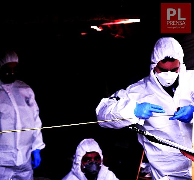 Brigada de Homicidios Valdivia