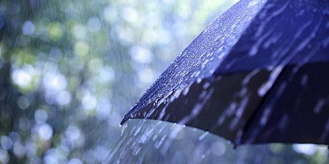 Πάλι πολλές βροχές στη Θεσπρωτία, λίγα, ευτυχώς, τα προβλήματα...
