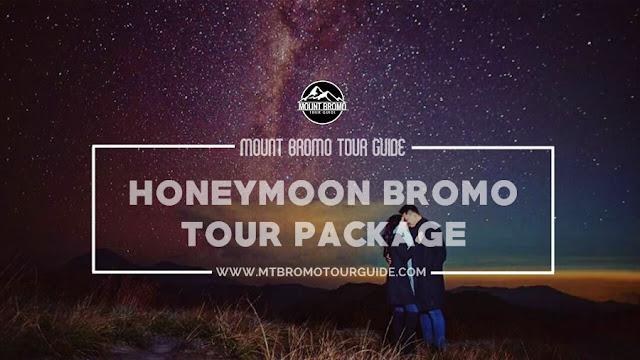 Honeymoon Bromo Tour Package 2 Days