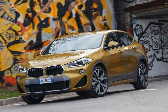 BMW X2, SUV Compact Bercita Rasa Tinggi