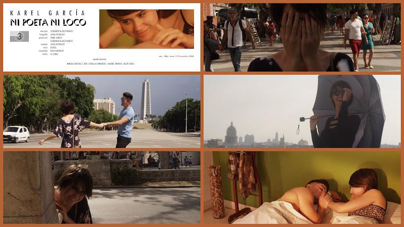 Karel García - ¨Ni poeta ni loco¨ - Videoclip - Director: Leonardo Blanco Montes. Portal Del Vídeo Clip Cubano