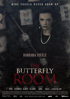 La habitación de las mariposas (2012) Thriller con Barbara Steele