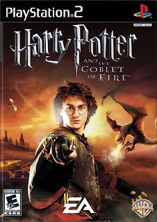 Harry Potter e o Cálice de Fogo (PS2) 2005
