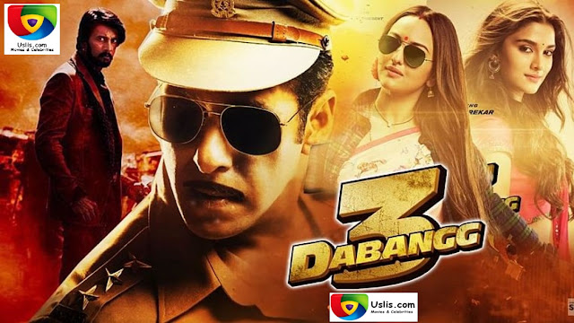 Dabangg 3 Trailer Review - Salman khan - Kiccha Sudeep