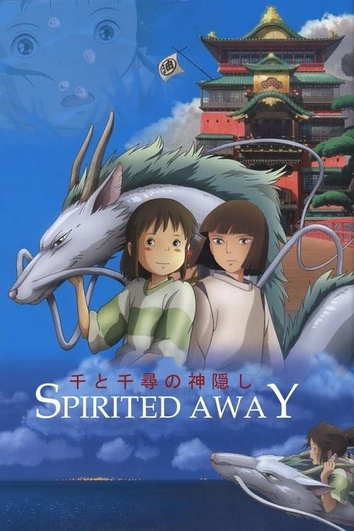 Watch Spirited Away 2001 Full Movie Online In Tamil