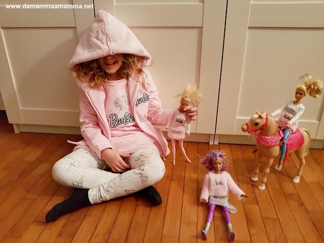 Capsule collection Barbie Original marines