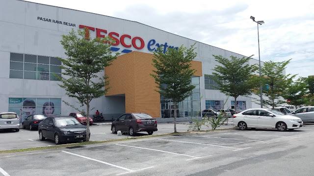 Tesco Extra Jenjarom Mall